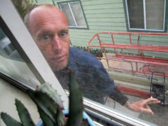 There's a Crackhead at My Window | Patrick O'Neil