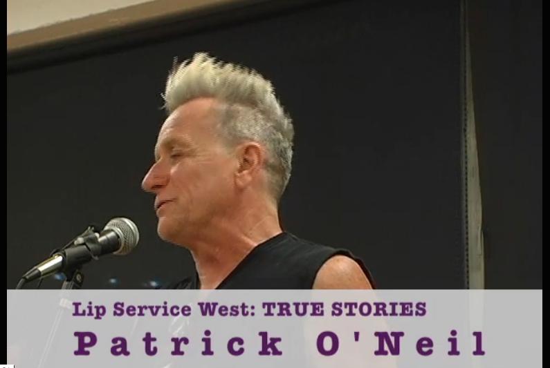 Lip Service West – Patrick O'Neil – July 11, 2015