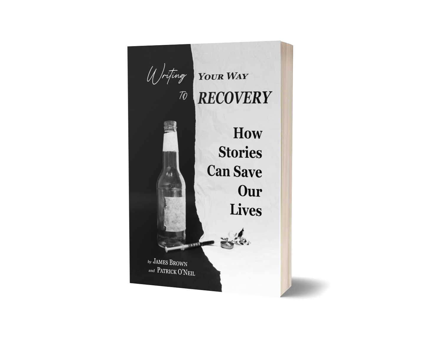 Writing Your Way to Recovery: How Stories Can Save Our Lives