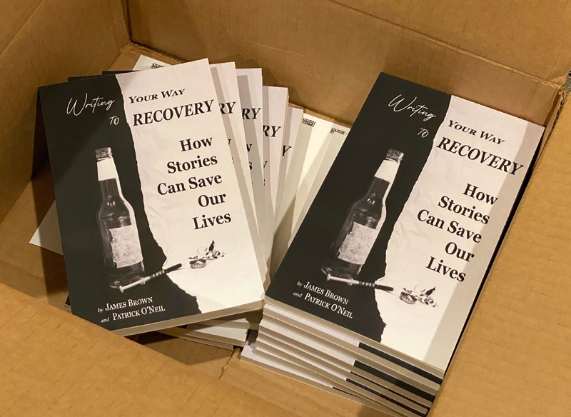 Book Release: Writing Your Way To Recovery